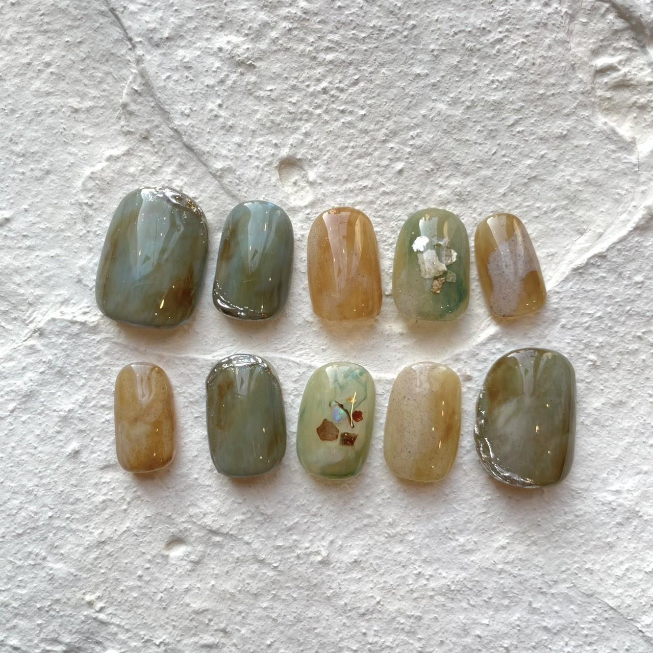 Nail tips itsuki04
