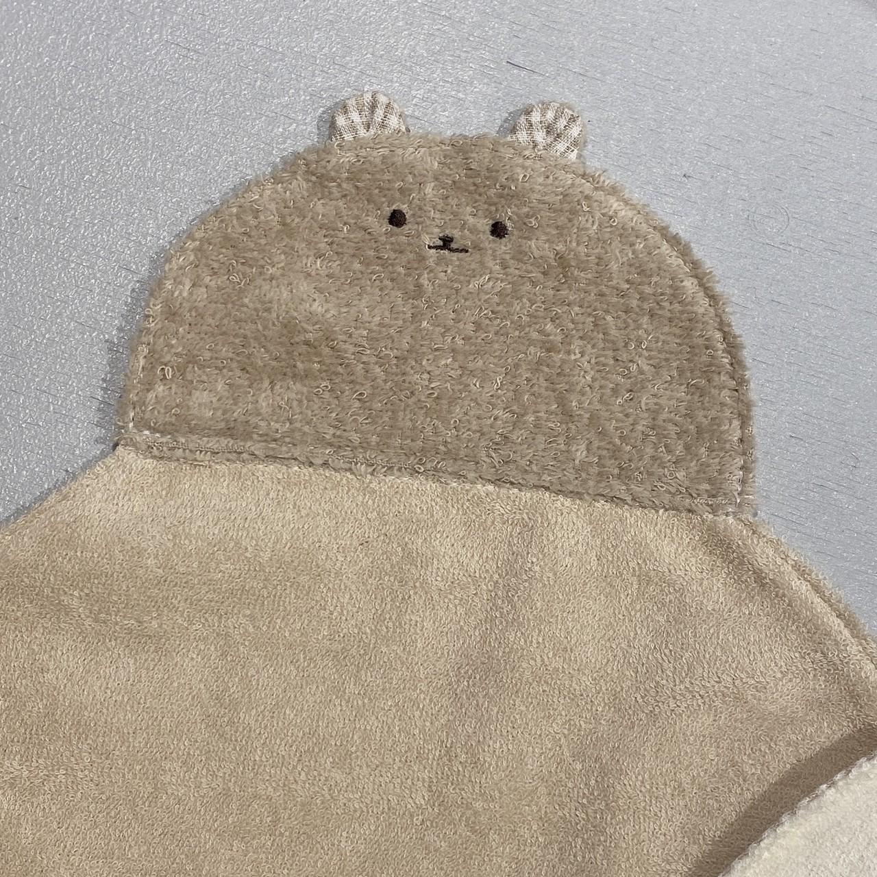 【即納】ゆきくまツインズの汗とりパッド【キッズ2枚】