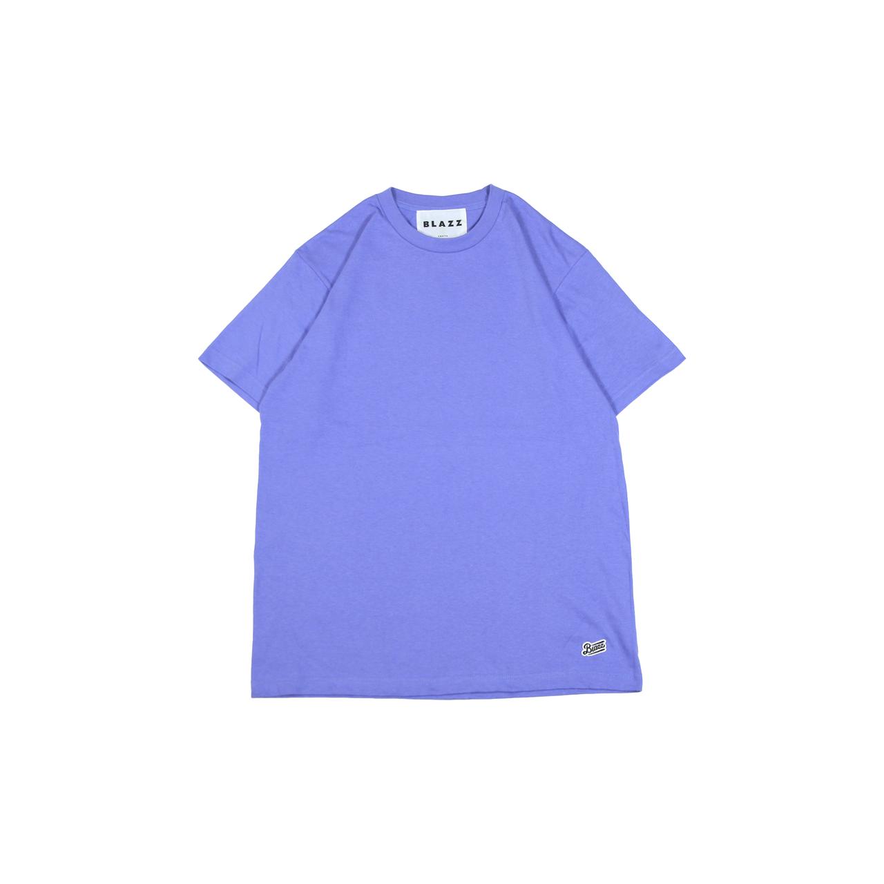 LOGO PATCH TEE [ACID BLUE]
