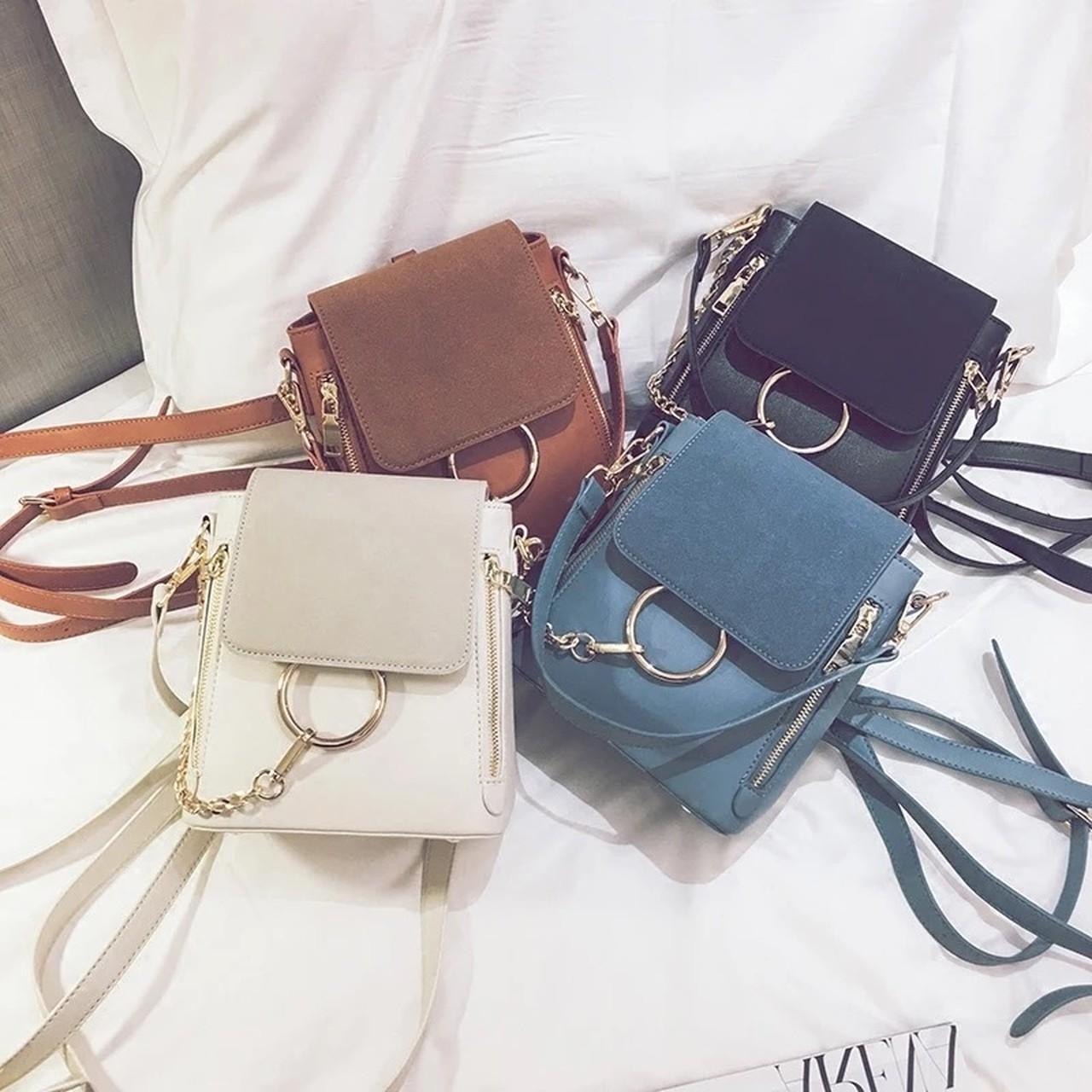【即納】ring simple rucksack