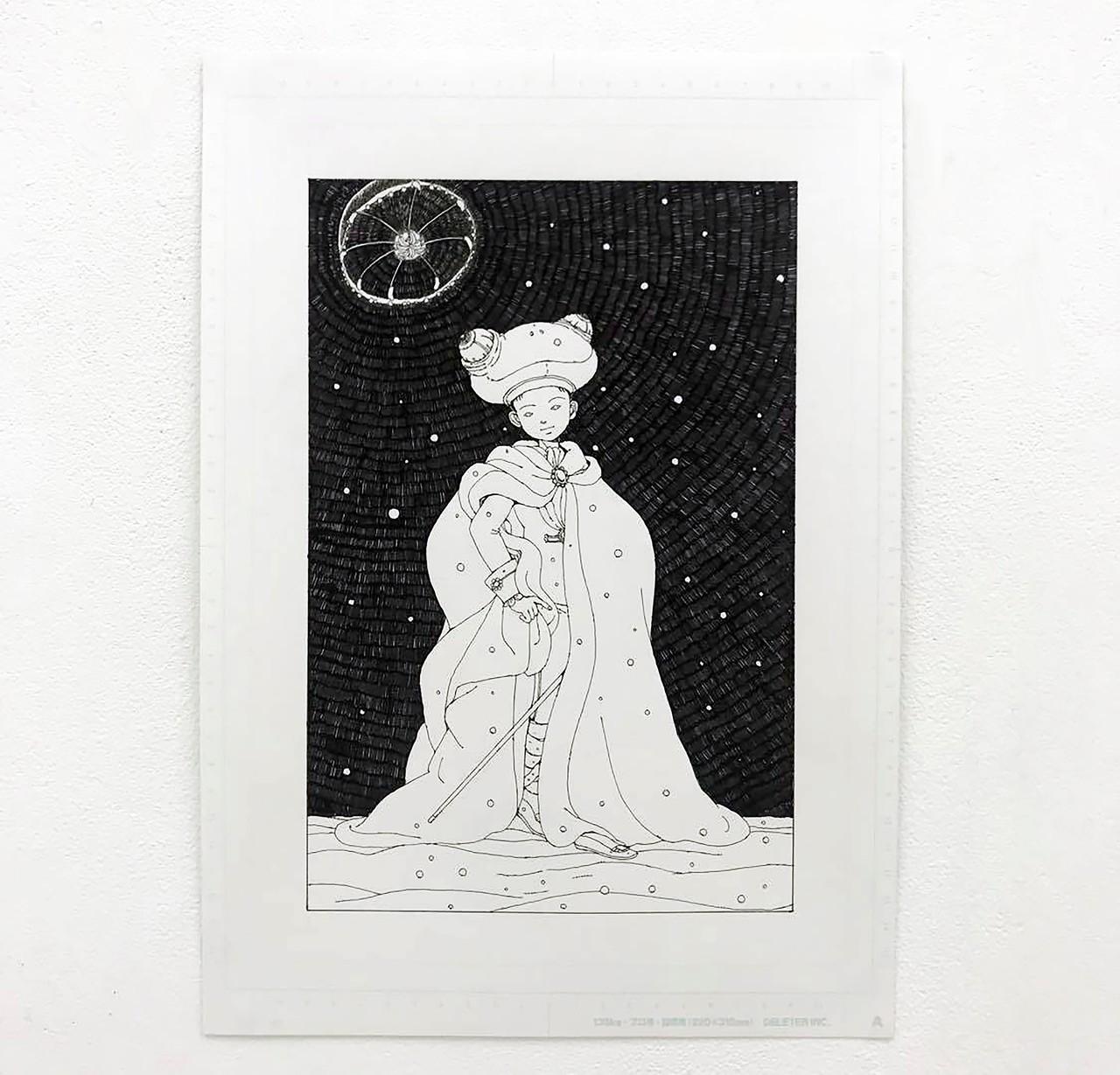 菅原睦子|「カエル帽子の冠」