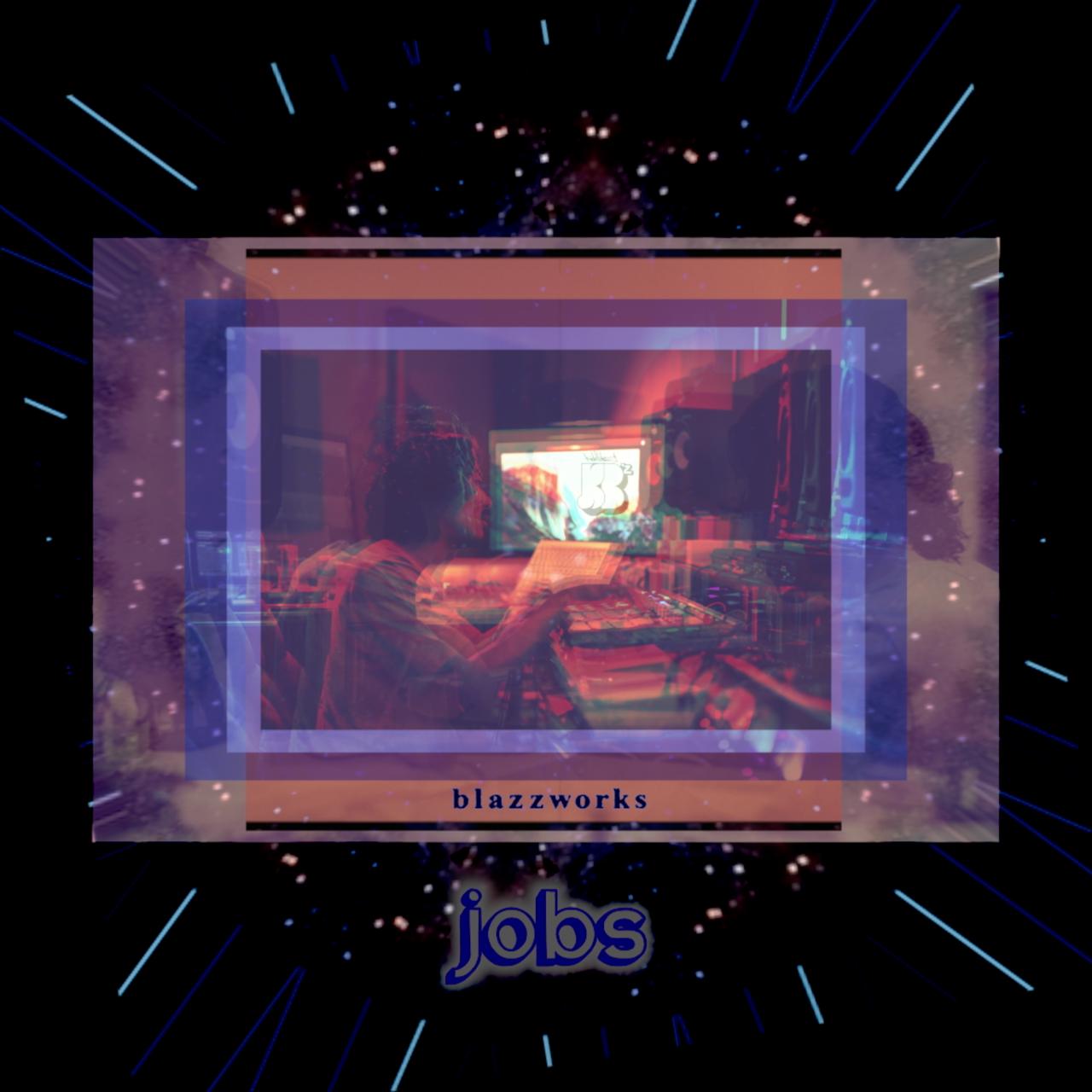 jobs / kiddblazz (Sound Track,Chill Music,Non Beat) MIX CD