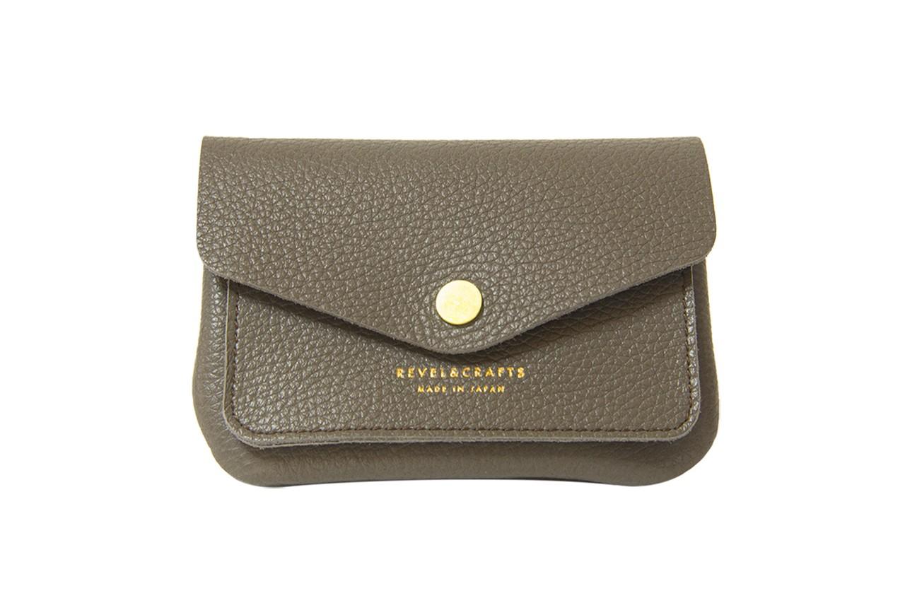 ポーチ型ミニ財布-POCHI 2 GRAY