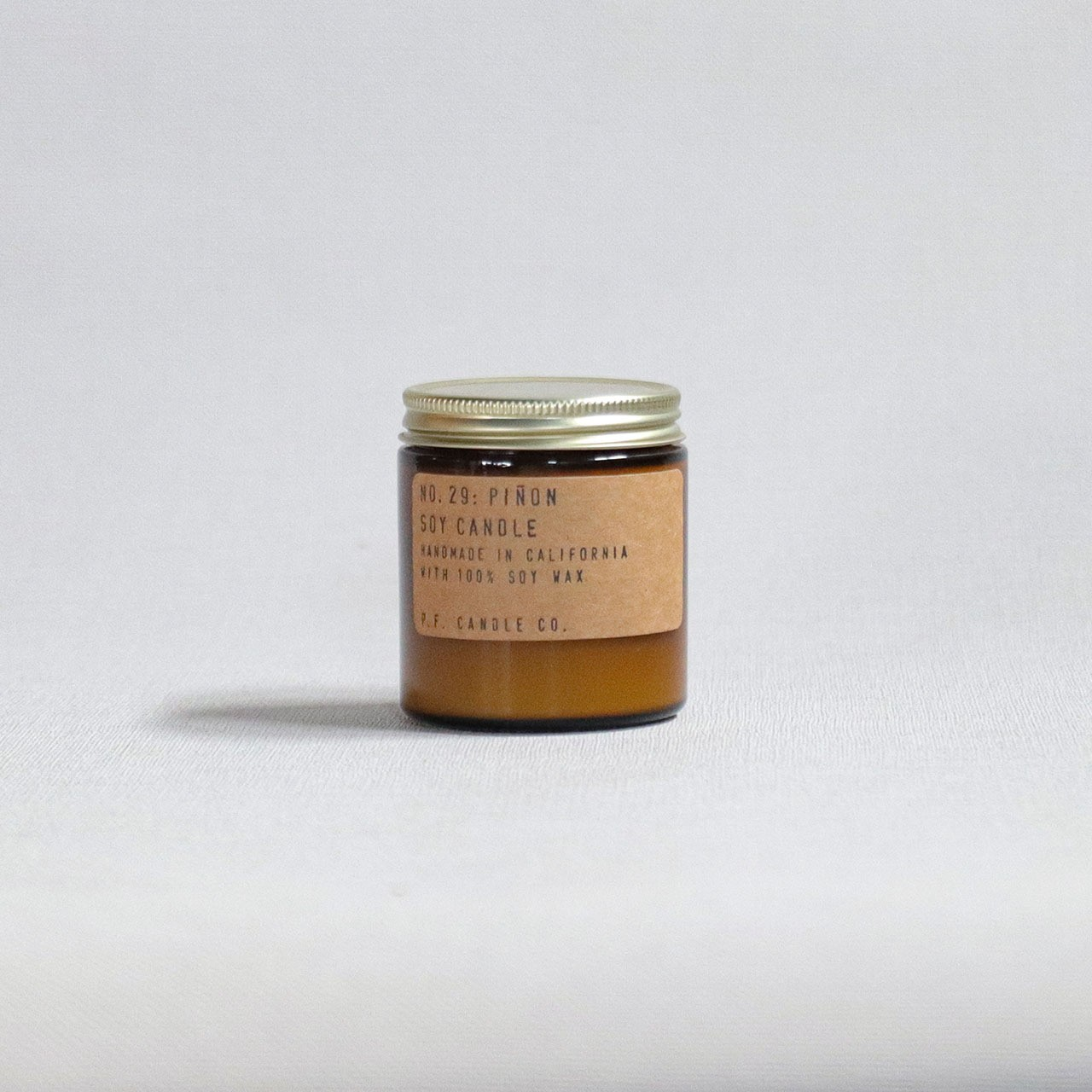 P.F.Candle Co. 3.5oz Soy Wax Candle