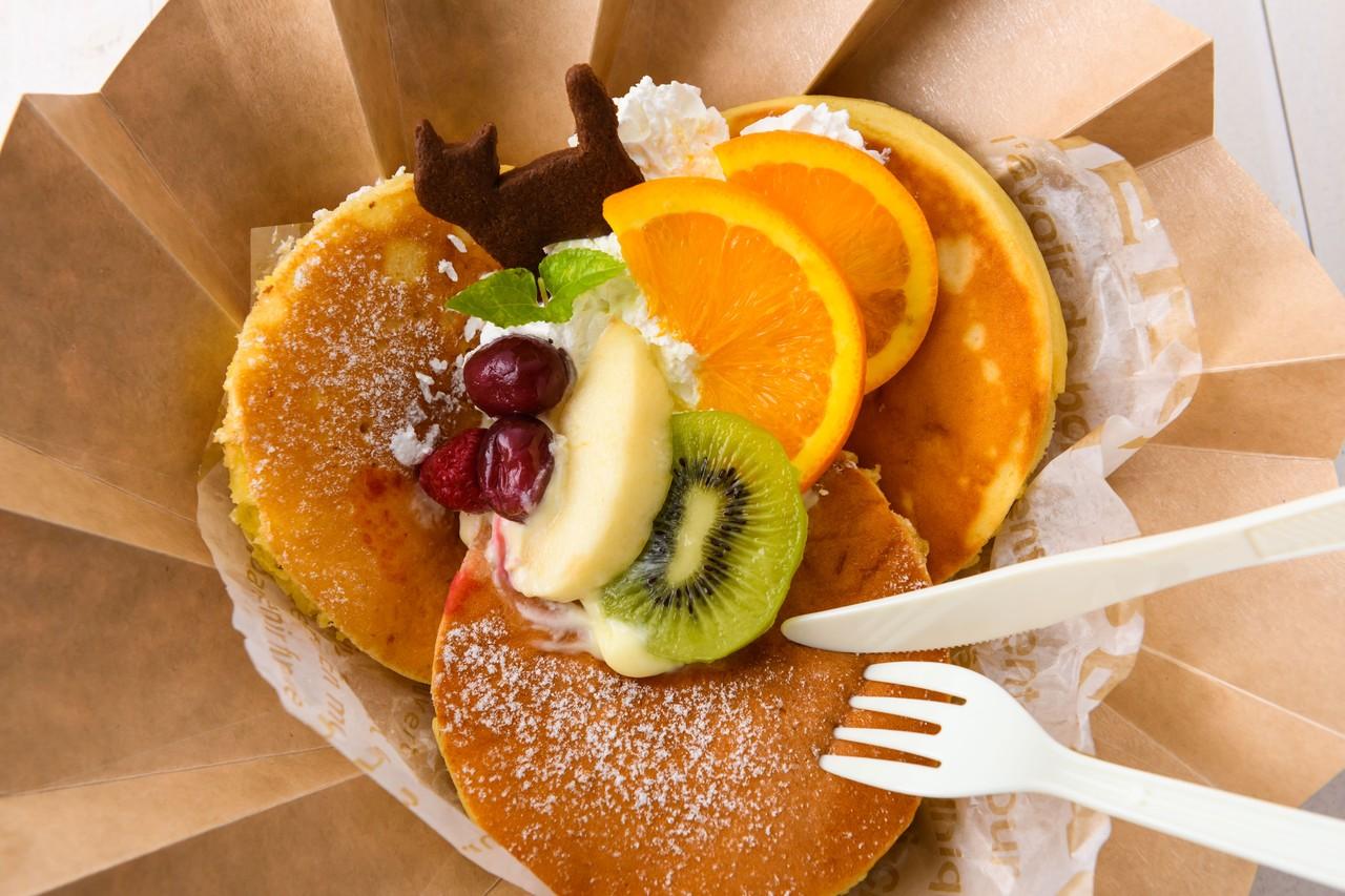 フラワーパンケーキ「ハワイアン」※画像はイメージです!