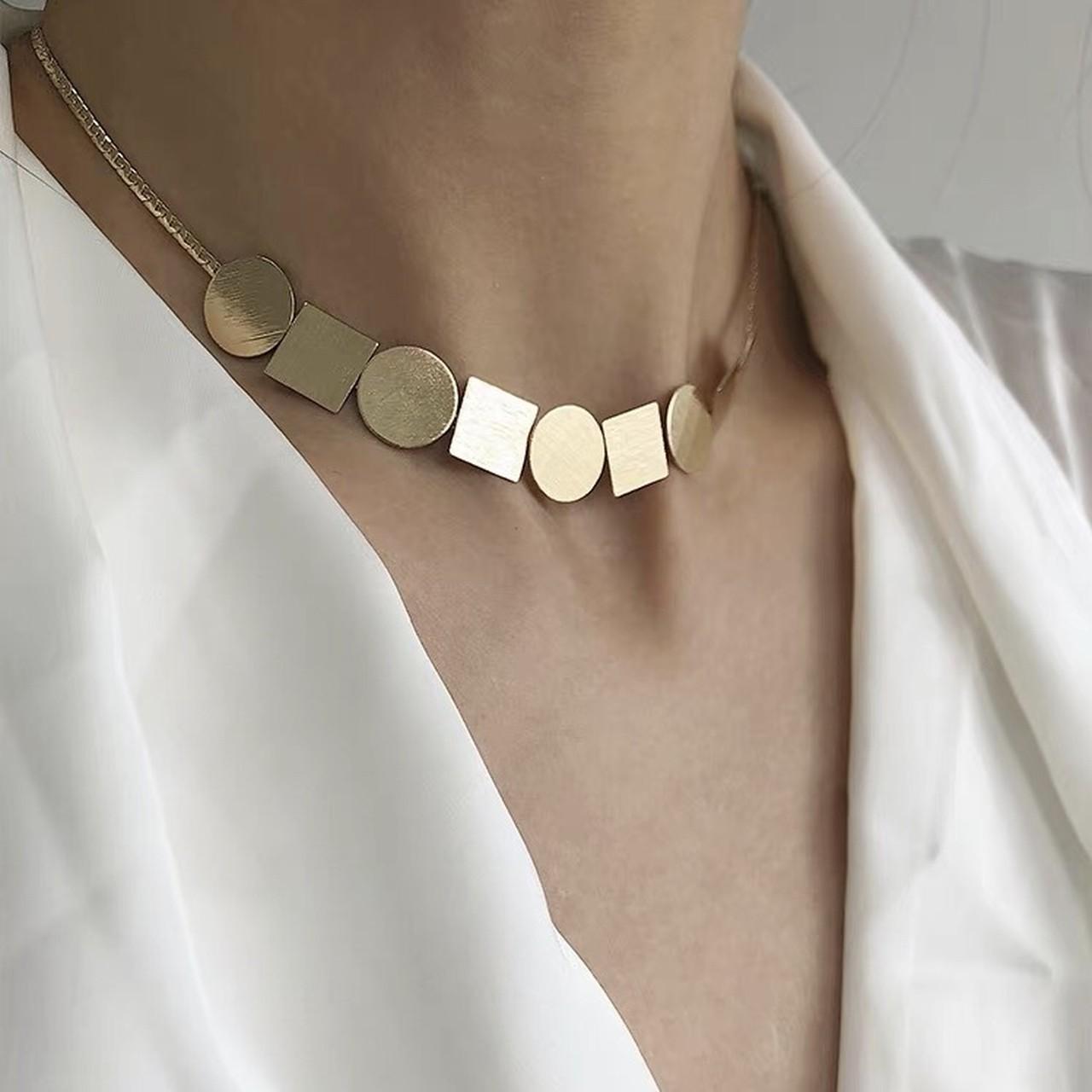 different design necklace