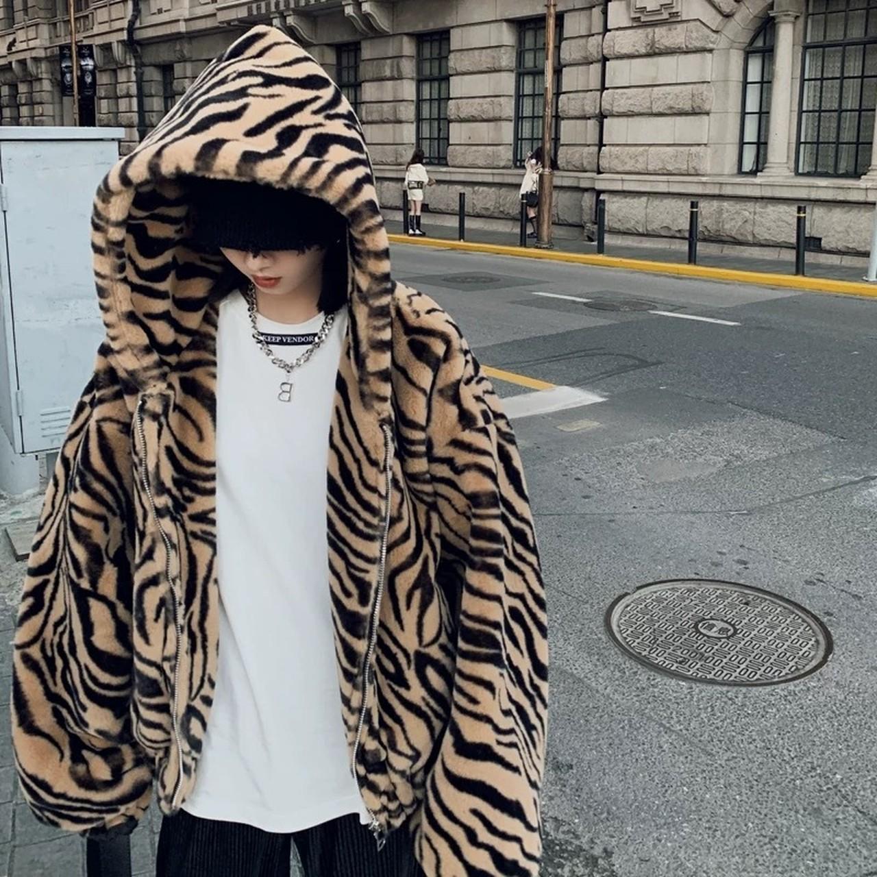 leopard bore jacket
