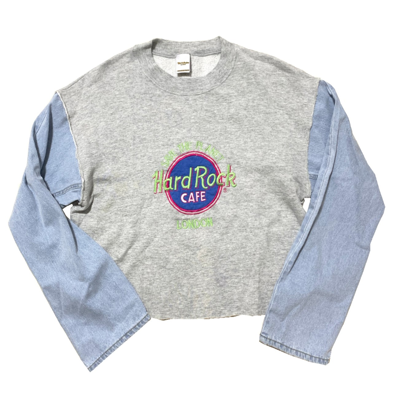【Rework】Vintage Remake Sweat Tops