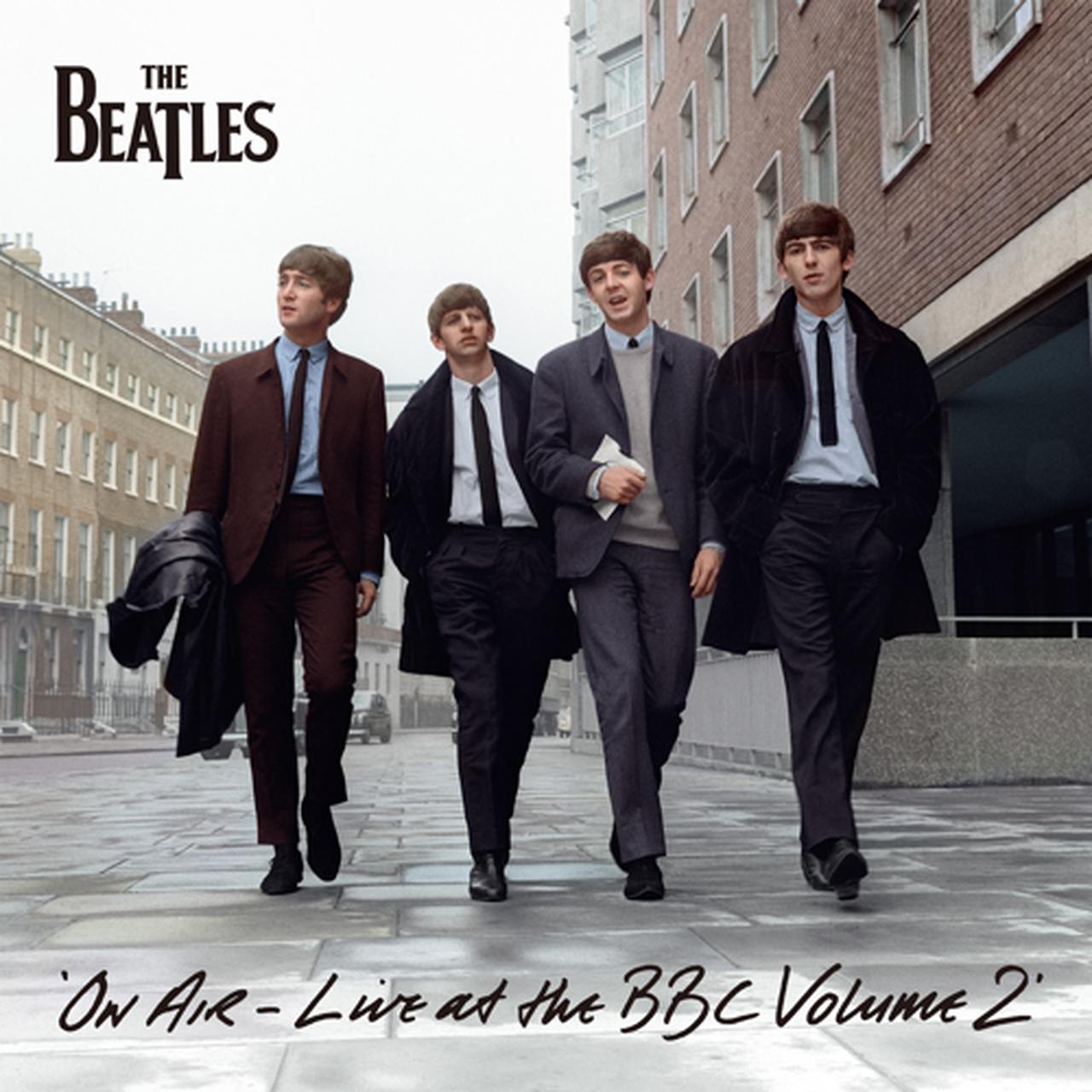 【限定アナログ盤】ザ・ビートルズ - オン・エア~ライヴ・アット・ザ・BBC Vol.2(3LP)(12インチレコード)