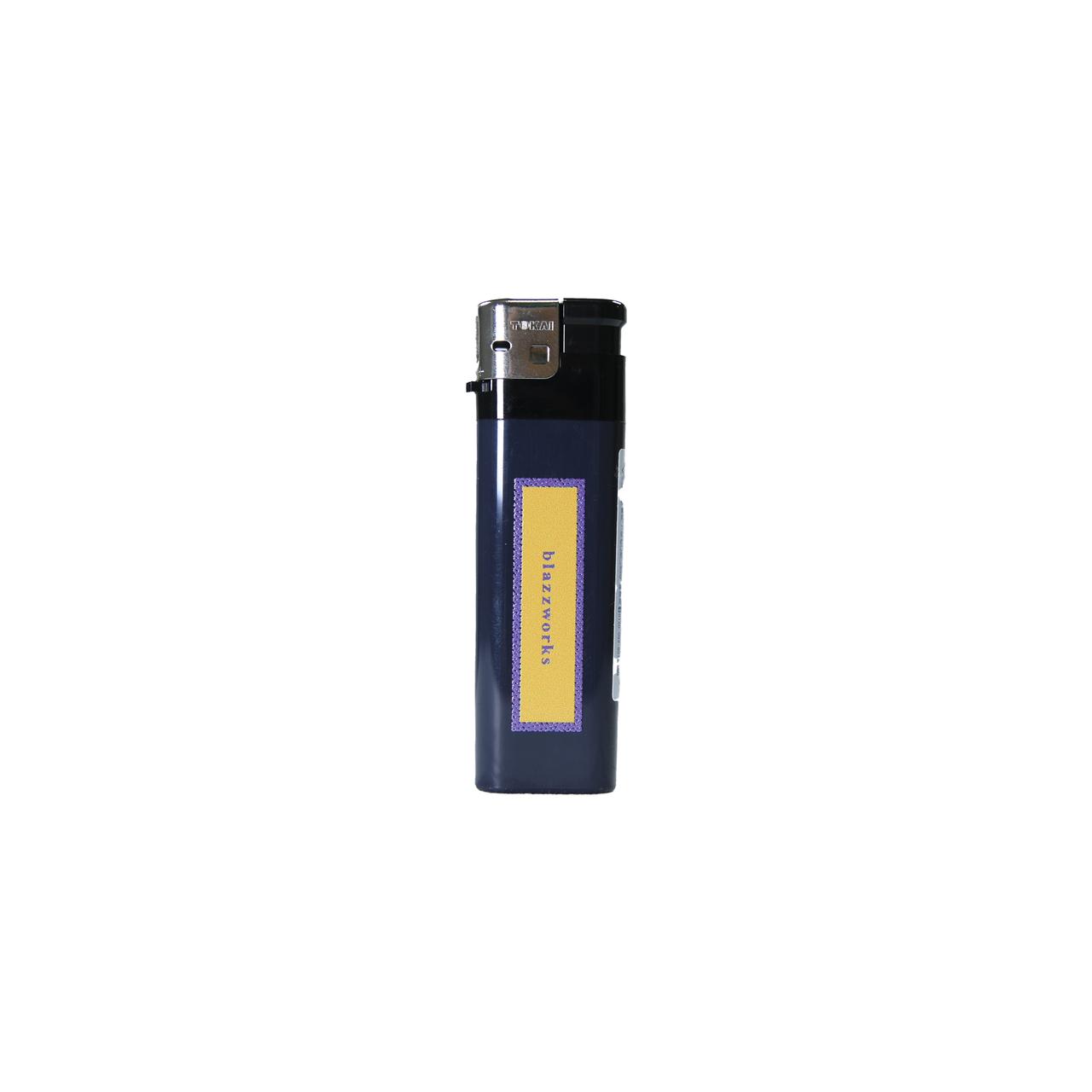 BOX LOGO LIGHTER [ BLACK x YELLOWPURPLE ]