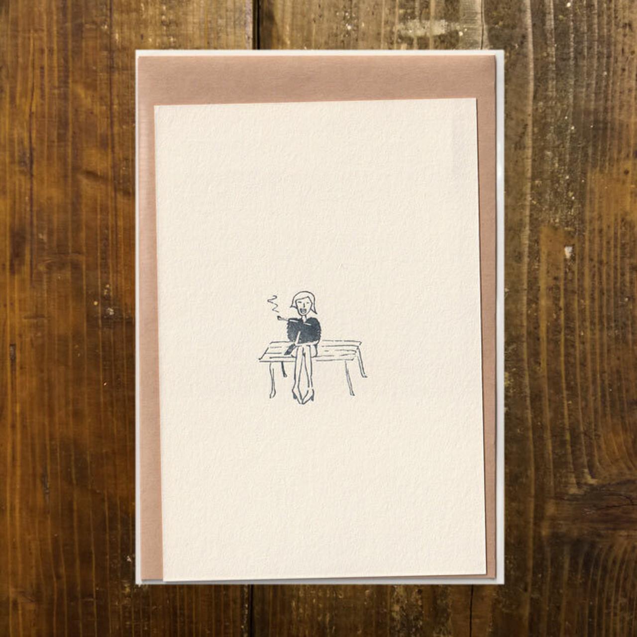 【活版印刷】ポストカード 02