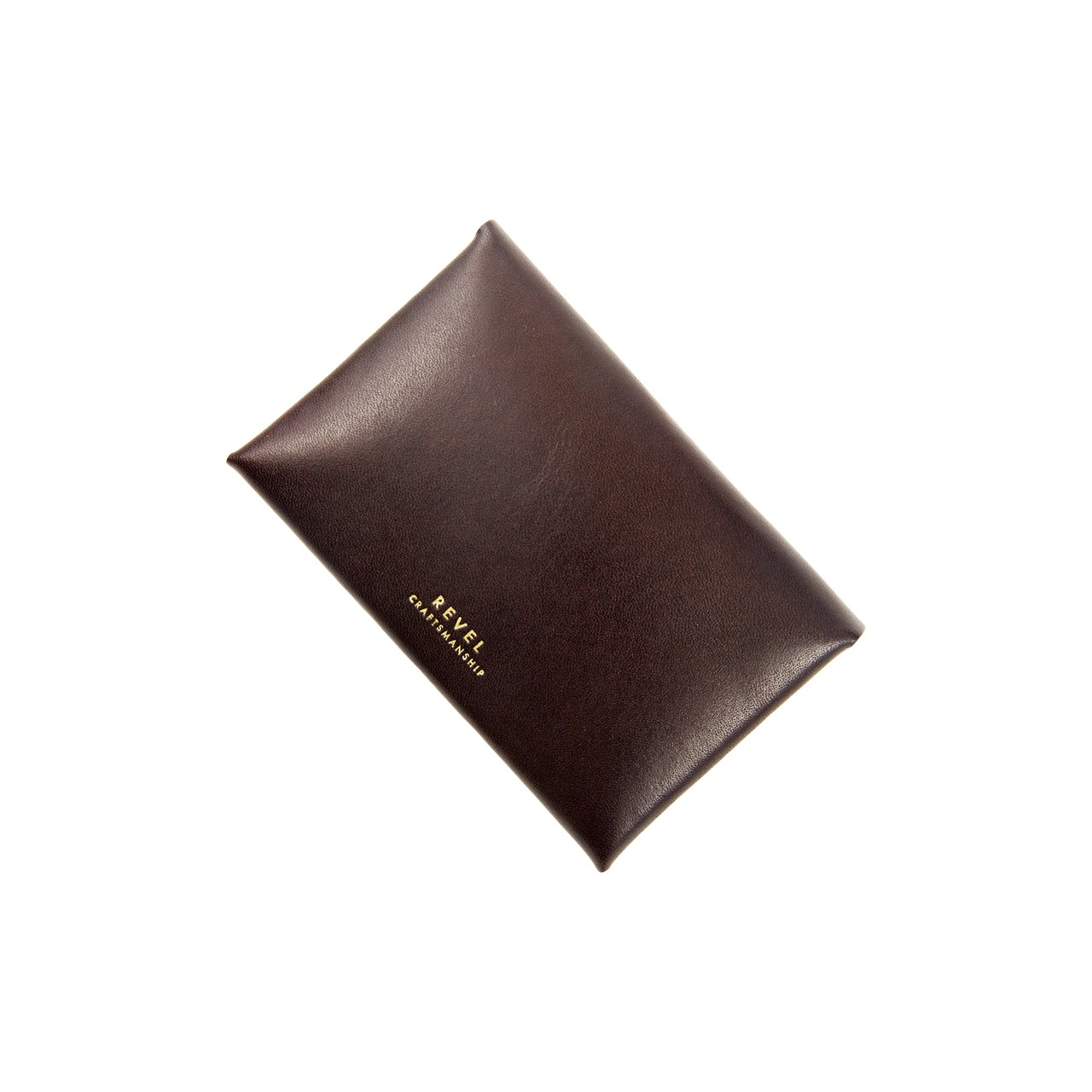 SLIM CARD CASE BURGUNDY