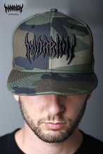 DEATH MARRION CAP Ver.2 (CAMO×Black NA)