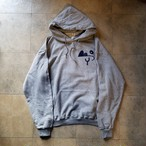 BOY LOGO SWEAT PARKA (OXFORD)