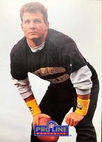 NFLカード 91PROLINE MERRIL HOGE #109 STEELERS