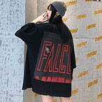 【tops】 アルファベットファッションゆったりTシャツ22446502