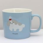 【シューケット】マグカップ(シーズー)【犬 犬柄 41602】