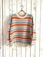 セーター:orange