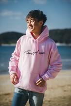 ThreeArrows Hoodie(pink)