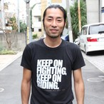 SALE! KEEP ON T クロ (受注生産20%OFF)