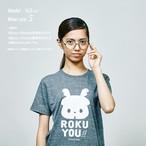 【ロク】Tシャツ「ROKU YOU!!」