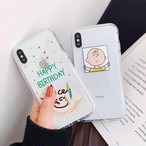 【オーダー商品】Birthday party boy iphone case