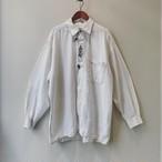 vintage Germany linen cotton tops