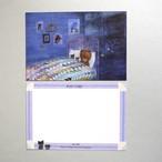 POST CARD「星降る時間」no.185