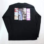 "LONELY論理#8 ""JAPONISM CULT"" LONG SLEEVE / BLACK"