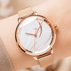 BW AF-F045 Breeze(Gold) レディース腕時計