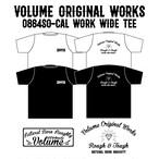 VOLUME ORIGINAL / 0864SO-CAL WORK WIDE Tee