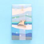 新商品《魚/エイ》ご祝儀袋 マンタ koyoriya ZOO アニマル 金封 のし袋 封筒
