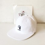 "【CAP+7""】The Decades Hat Co. × SHIPS JET BLUE × Jazzy Sport キャップセット/ホワイト(JS UNITE)"