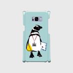 送料無料 [Android用スマホケース] STAFF Penguin