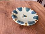 小皿 呉須チチチャン  ノモ陶器製作所