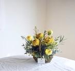 季節のお花のフラワーアレンジメント