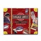 Luggage Labels (GOLDEN TRANSPORT)