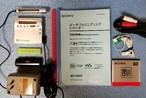 MDポータブルレコーダー SONY MZ-R900 MDLP対応 完動品