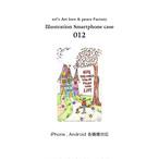【受注生産】イラストスマホケース012*iPhone・Android 各機種対応 OD-SPC-012