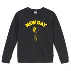 NEW DAY Sweat <BLACK>