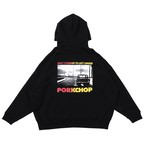 C-10 PHOTO HOODIE/BLACK