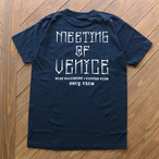BLUE VALENTINE × CACTUS CLUB #Meeting Of Venice Tee