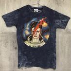 【送料無料 / ロック バンド Tシャツ】 DAVID BOWIE / Space Men's T-shirts M デヴィッド・ボウイ / 宇宙 メンズ Tシャツ M