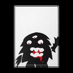 モンス/スリー*クリアファイル