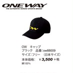 ONE WAY パーツ&アクセサリー OW キャップ ow88009