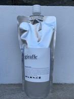 giraffe Platinum Sprayプラチナムスプレー詰め替え用 500ml