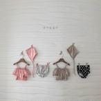 【予約販売】macaron bikini swim-wear〈anggo〉