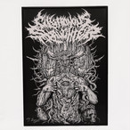 【limited edition】Infected Jesus Poster