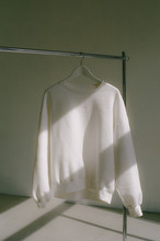 Sweat shirt (white)
