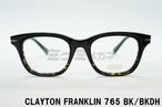 【正規取扱店】CLAYTON FRANKLIN(クレイトンフランクリン) 765 BK/BKDH